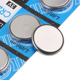 5Pcs/set 3V Li-ion Cell Battery CR2032 3 Volt Coin Button Cell Battery For Calculator Remote Watch