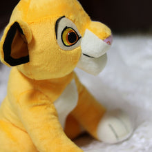 Load image into Gallery viewer, Good Quality Cute Sitting Simba The Lion King Plush Doll Sleep Toys Simba Soft Stuffed Animals Doll for Children Birthday Gift