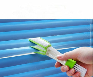 Air-condition Cleaner Computer Clean Tools Pocket Brush Keyboard Dust Collector Window Leaves Blinds Cleaner Duster