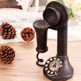 Telephone Edition Classical Wood European Vintage Antique Telephone Vintage Telephone