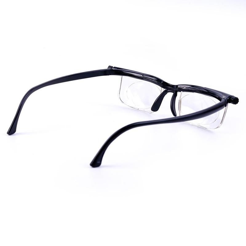 Adjustable Glasses Variable Focus Vision Distance Reading Driving Eyeglass