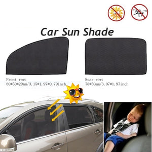 Car Sun Shade UV Protection Cars Curtain Car Windows Sunshade