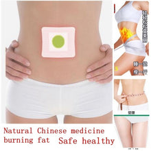 Load image into Gallery viewer, 15pcs/30pcs/60pcs/90pcs Traditional Chinese Medicine Burning Fat Weight Loss Slim Patch