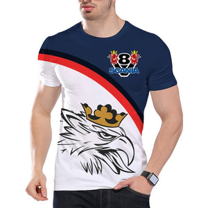 2019 Summer Men's SCANIA Truck Drivers T-shirts Fitness T-shirt Short-sleeved Shirt Round Neck Fashion Casual Tops