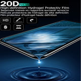 2PCS Soft Hydrogel Protective Film For Samsung Note8 Note9 Note10 Note10Pro S10 S10e S10Plus S9 S9Plus Screen Protector For Huawei Mate20 Mate20pro Mate20Lite P30 P30Pro P30Lite For iPhone XsMax xr Xs X Etc