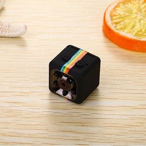 SQ11 Mini Micro HD Camera Dice Video Night Vision HD 1080P Camcorder Motion Sensor Hidden Camera Monitors Wifi Remote Monitoring