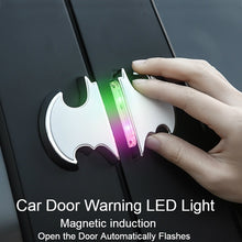 Load image into Gallery viewer, Universal Car Door Warning Led Light Lamp Safety Wireless Anti-Collision Signal Lights