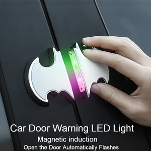 Universal Car Door Warning Led Light Lamp Safety Wireless Anti-Collision Signal Lights