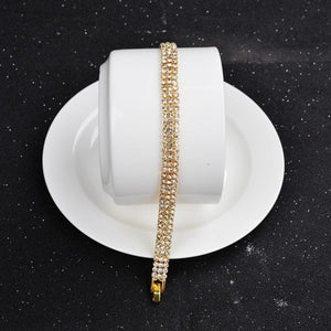 Fashion Women Bracelet  Austria Crystal Bracelet Charm Jewelry