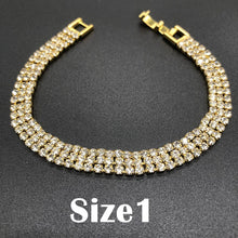 Load image into Gallery viewer, Fashion Women Bracelet  Austria Crystal Bracelet Charm Jewelry