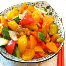 Load image into Gallery viewer, 500/1000/1500/2000 PCS Sweet Pepper Seed Yellow Red Green Sweet Bell Pepper Seeds Vegetable Paprika