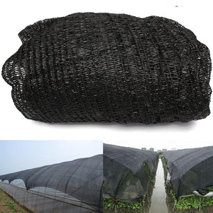 New UV Resistant 600x200CM Heat Corrosion Resistance Durable Sunblock Shade Cloth Fabric Greenhouse Plant Cover