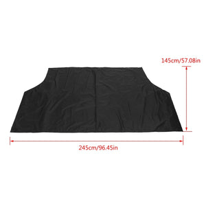 [215x125cm / 245 x 145cm ]Magnetic Windshield Cover Fits Any Car Truck SUV Van or Automobile Keeps Ice & Snow Off Exterior Auto Snow Windshield Cover with Magnetic Edges