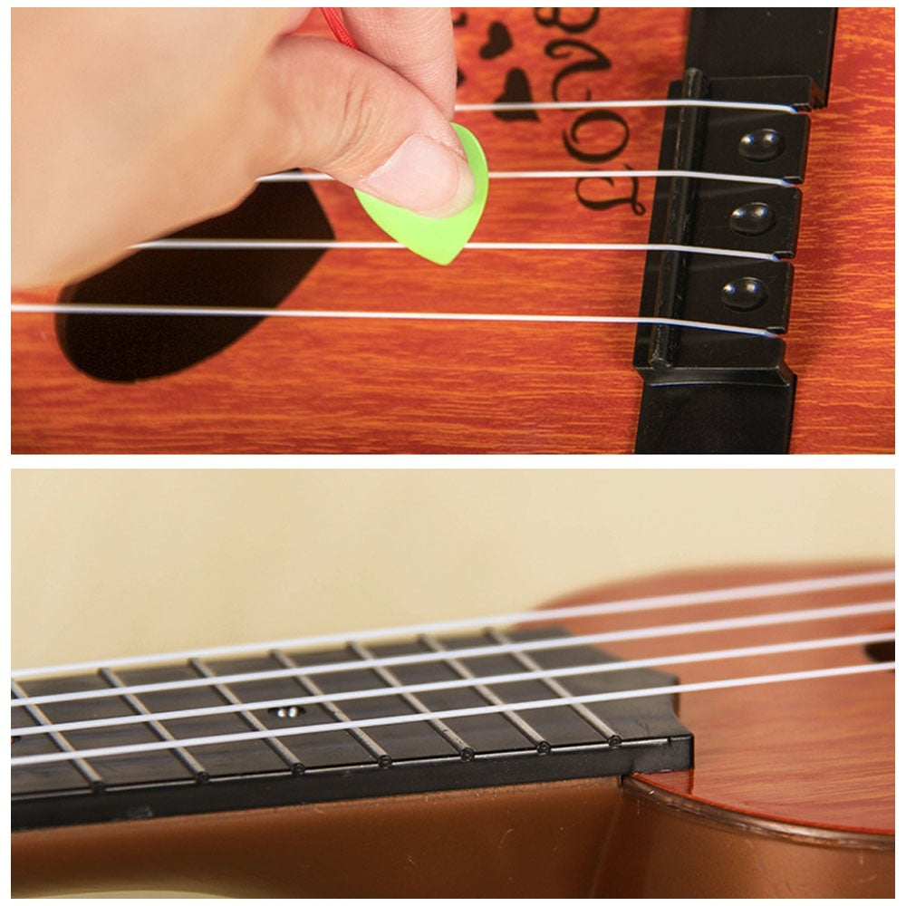Beginner Classical Ukulele Guitar Musical Instrument Educational Toy For Kids