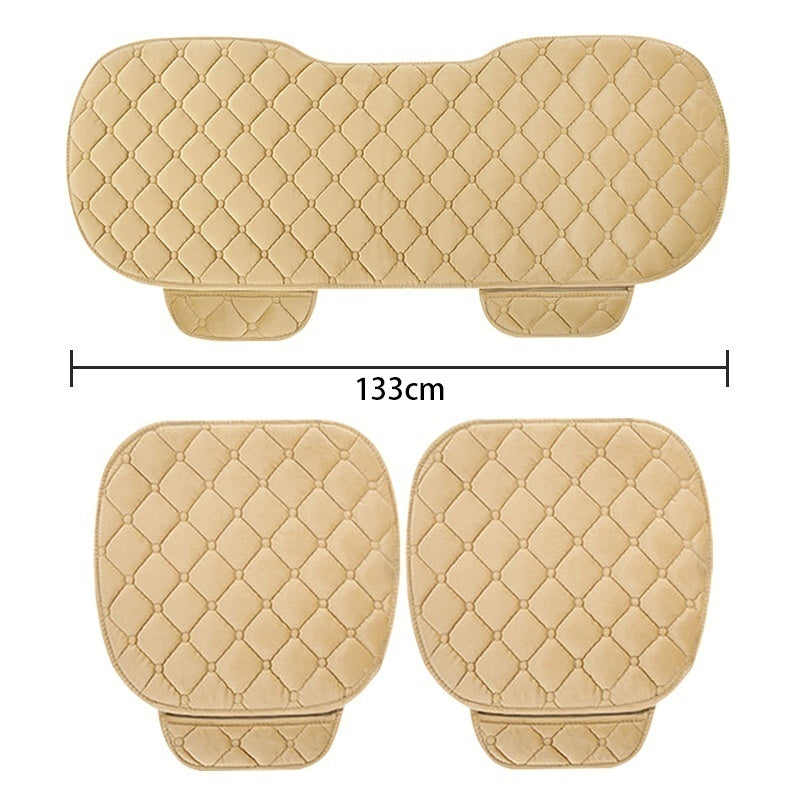 Universal Seat Covers For Car Winter Warm Automobile Seat Covers Car Seat Covers For Women Car Seat Pad Seat Protector Car Interior Car Accessories