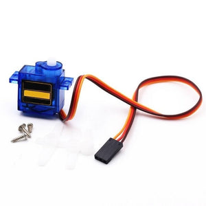 5pcs/set SG90 9G Micro Servo Motor for Robot 6CH RC Helicopter Airplane Controls for Arduino Wholesale