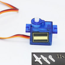 Load image into Gallery viewer, 5pcs/set SG90 9G Micro Servo Motor for Robot 6CH RC Helicopter Airplane Controls for Arduino Wholesale