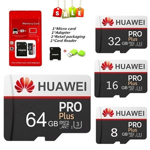 High Speed Class10 64GB 32GB 16GB 8GB 1GB Micro SD Card TF Flash Memory Card Free Adapter+Card Reader