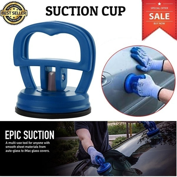 Hot 1PCS Mini Car Dent Repair Puller Suction Cup Bodywork Panel Sucker Remover Tool New
