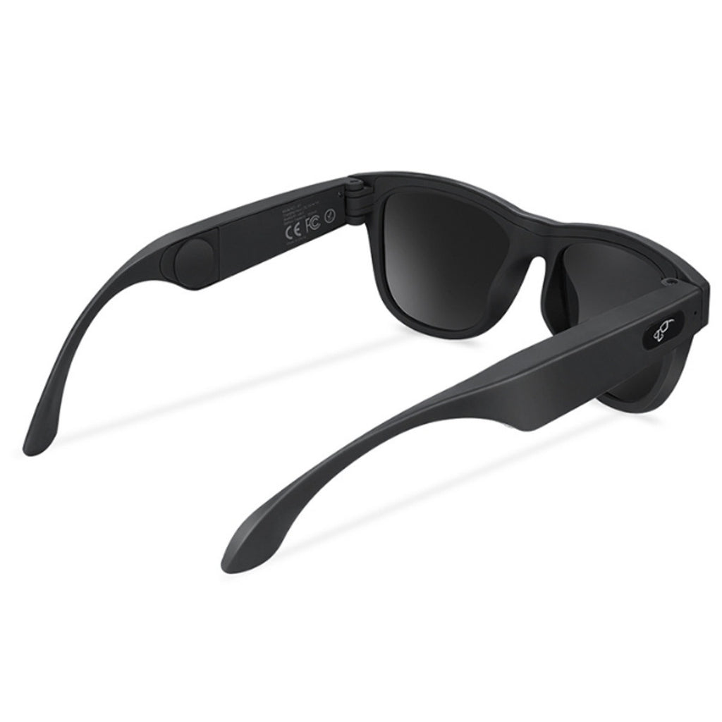 New Styles Smart G1 Bone Conduction Glasses Headphones Polarized Glass blue tooth Waterproof Stereo Earphones