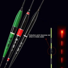 Load image into Gallery viewer, Gravity Induction Luminous Drifting Electronic Floats Super Bright Night Fishing Rod Standard