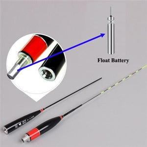 Gravity Induction Luminous Drifting Electronic Floats Super Bright Night Fishing Rod Standard