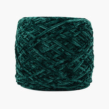 Load image into Gallery viewer, 250g Gold Velvet Yarn Roving Scarf Knit Wool Yarn Thickness Warm Hat Household
