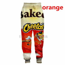 Load image into Gallery viewer, Hot Cheetos 3D Print Men Women Sport Jogger Pants Sweatpants Baggy Trousers