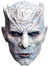 Load image into Gallery viewer, Night King Latex Mask Head Cover Ice and Fire Song Full Cover Props Yaoh Mask