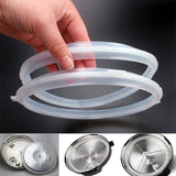 NEWEST FASHION Electric Pressure Cooker Silicone Sealing Ring 4L/5L/6L