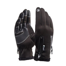 Load image into Gallery viewer, Unisex Winter Fleece Thermal Outdoor Sports Waterproof and Windproof Riding Bicycle Motorcycle Skiing Climbing Touch Screen Gloves