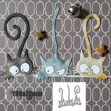New three cats Metal Cutting Dies Scrapbooking Dies Metal Nouveau Arrivage