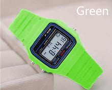 Load image into Gallery viewer, 8 Color LCD Wristwatch Smart Electronic Watch  Electronic Watch Toys Gifts for Boys Girls Children Kids