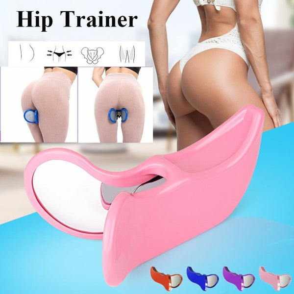 Pelvic Floor Muscle Inner Thigh Exerciser Hip Trainer Training Home Equipment Fitness Tool Correction Buttock Device