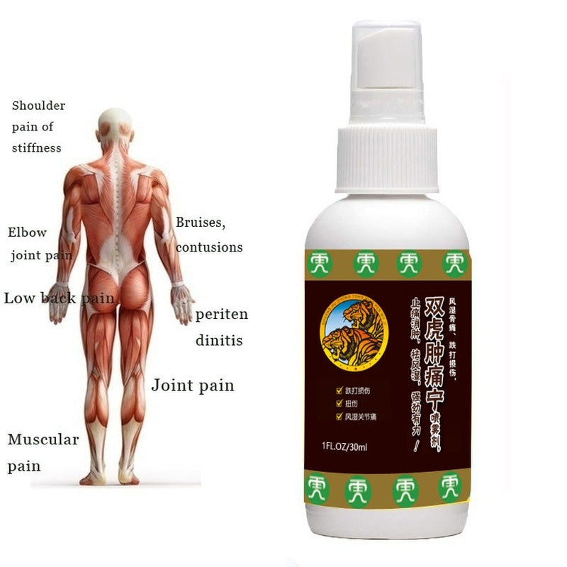 NEW HOT Chinese Medicine Relieves Pain, Relieves Rheumatism, Joint Pain, Muscle Pain, Bruises, Swelling