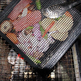 Grill Reusable Mesh Barbecue Pouch