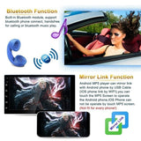 7inch Touch Screen Bluetooth 2Din Autoradio Mit GPS AM/FM MP5 Player WIFI Car Audio Stereo Radio USB Android 8.1
