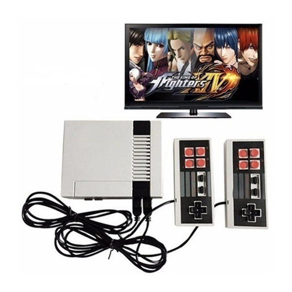 Console Built-in 100/300/500/620 Games Av line Games Mini Classic HD Video Vintage Retro TV Game
