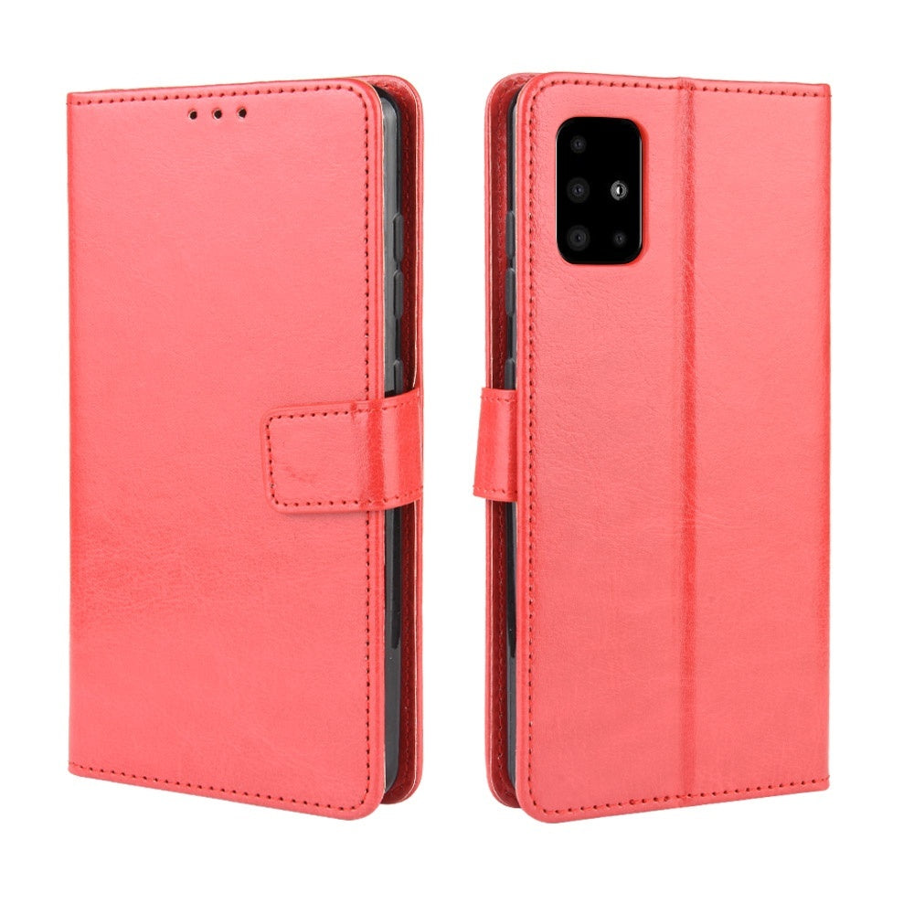 Full Body Cover Leather Case for Samsung Galaxy S20 Ultra S10 A51 A71 A10S A20S A30 A50 A70 A40