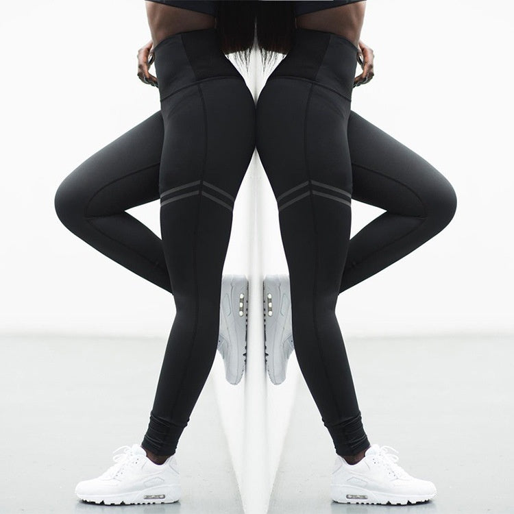2020New Women Fashion Printed Yoga Leggings Sports Exercise Running Pants Fitness Workout Clothes
