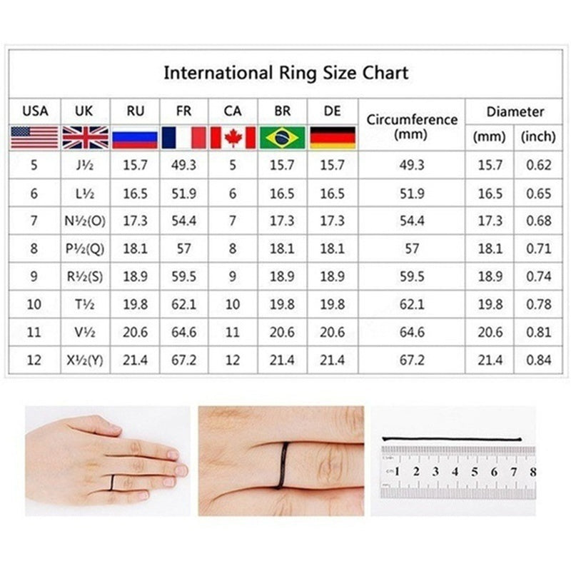 Elegant Dazzling Fashion Jewelry Classic Business Men's 18K Gold Ring White Sapphire Diamond Ring European and American Business Men's Engagement Wedding Ring Anniversary Gift Birthday Banquet Luxury Jewelry Size US5-13