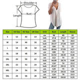 Summer Sexy Women Fashion Casual Loose Tops Casual T-Shirt Summer V-Neck Solid Color Plus Size Short Sleeve Blouse