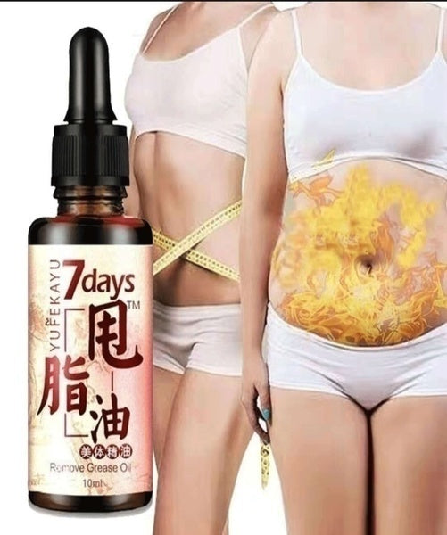 Weight Loss Dissolve Fat Essential Oil for Whole Body