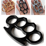 Four Fingers Fist Rings Boxing Tools for self defense Emergency Durable