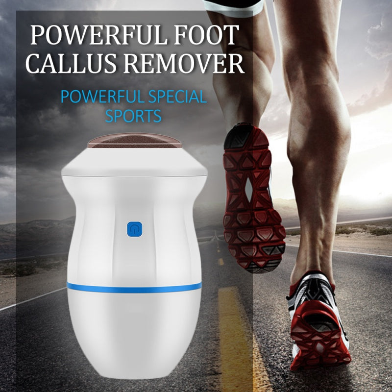 Vacuum Adsorption Foot Grinder Electric Vacuum Adsorpt Foot Grinder Electric Foot File Callus Remover USB Rechargeable