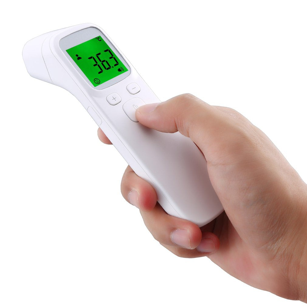 Adult Kids Standing  Temperature Measurement  Home Contact Type Temperature Tool Infrared Thermometer  Thermometer
