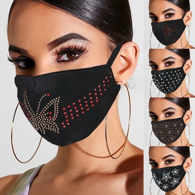 New fashion sequin mask