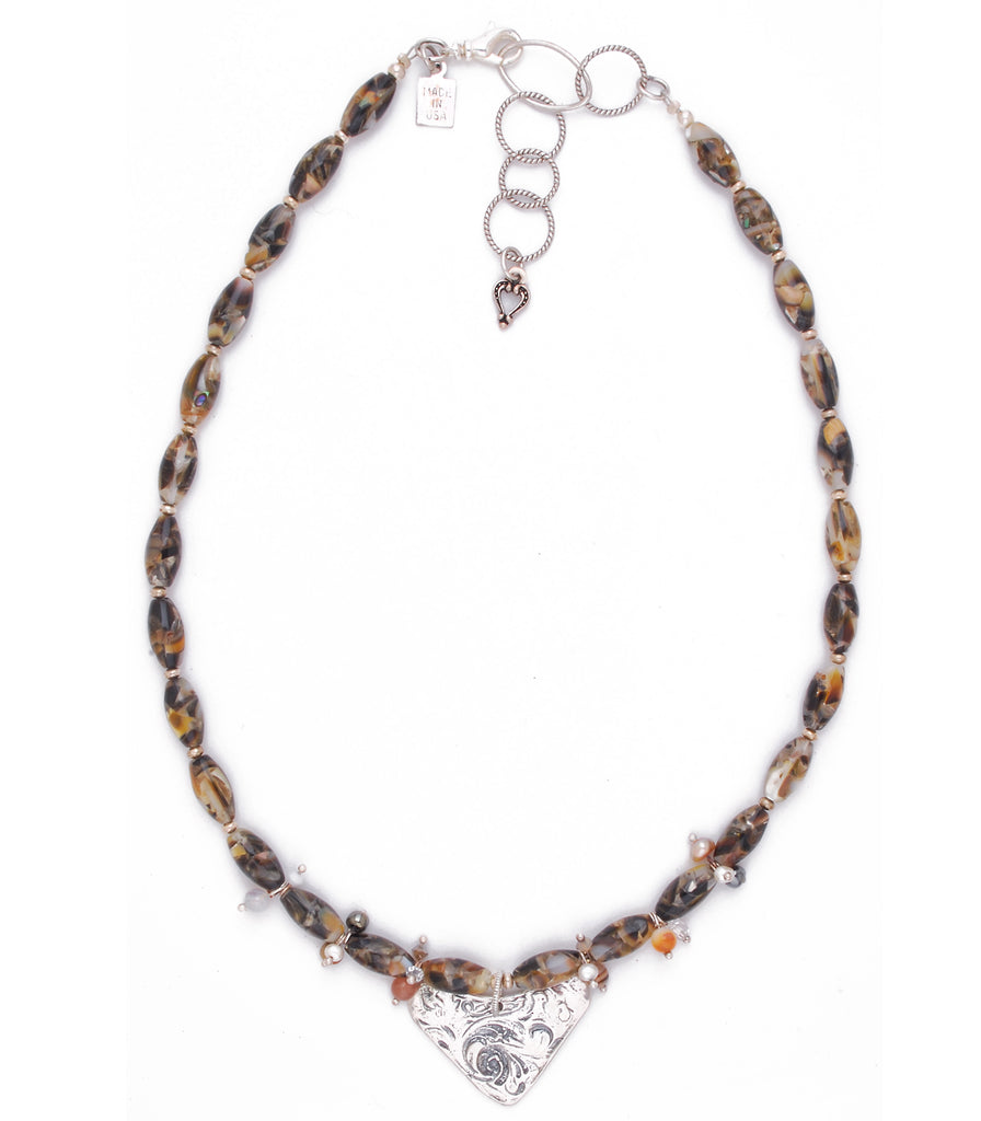 Nightingale Necklace - #1010-LBN