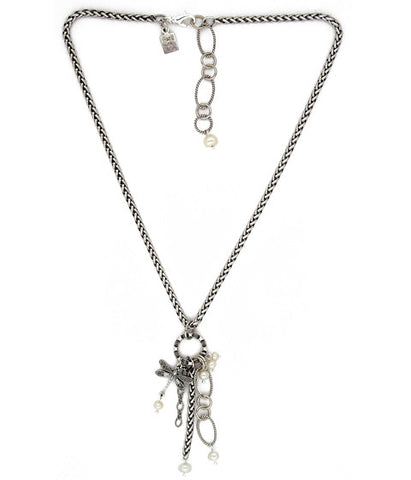 Pearl La! Necklace - #1011-N3