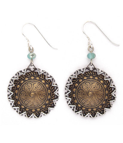 Downtown Girl Earring - #1104-E2